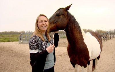 Hoe de eetstoornis van Petra's dochter leidde tot een paardenranch voor lotgenoten